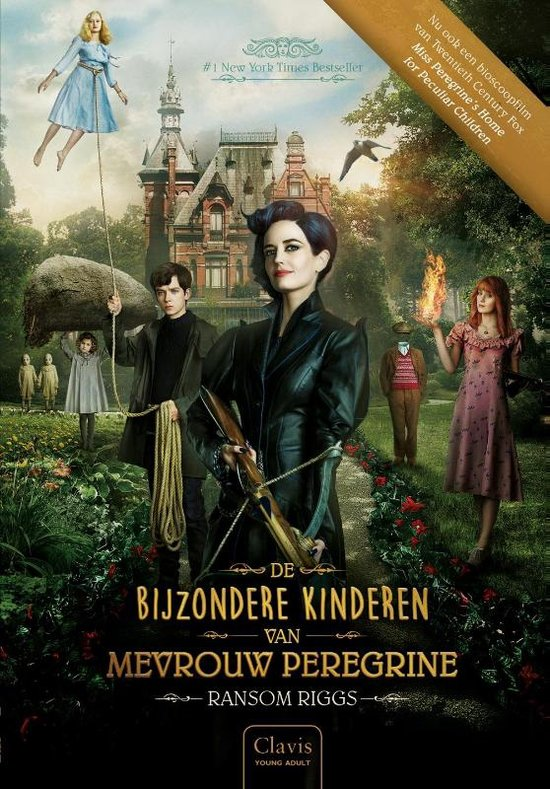 De bijzondere kinderen van mevrouw Peregrine by Ransom Riggs