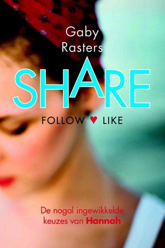 Boekrecensie / Share – Gaby Rasters