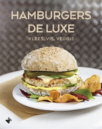 Hamburgers de luxe by David Japy, Elodie Rambaud, Victor Garnier
