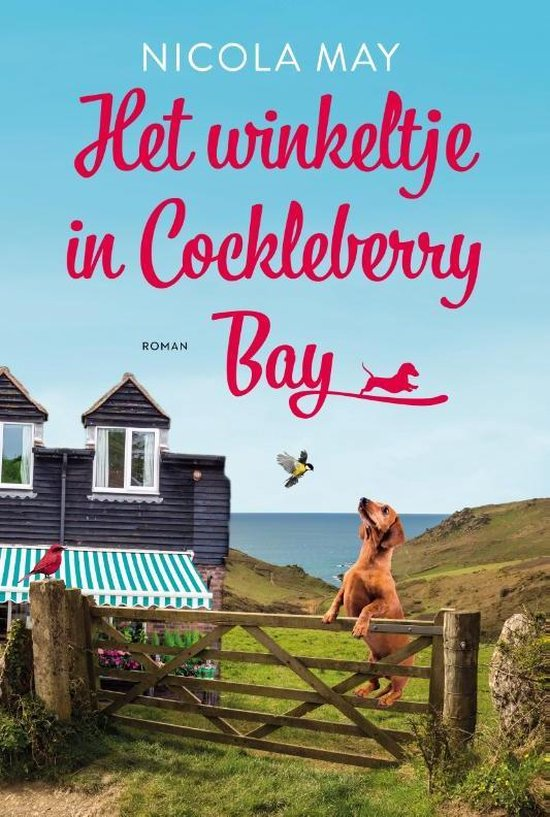 Het winkeltje in Cockleberry Bay by Nicola May