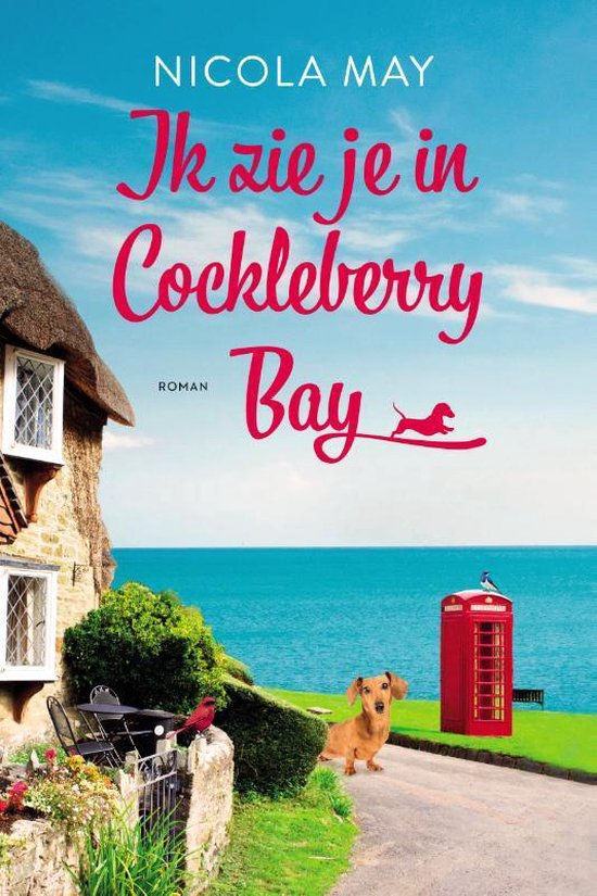 Ik zie je in Cockleberry Bay by Nicola May